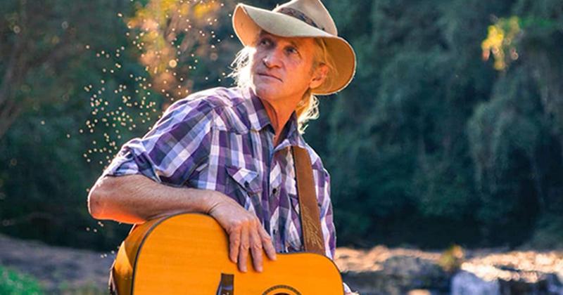 Peter Smokie Dawson - Guest Artist, Munna Creek Country Music Festival