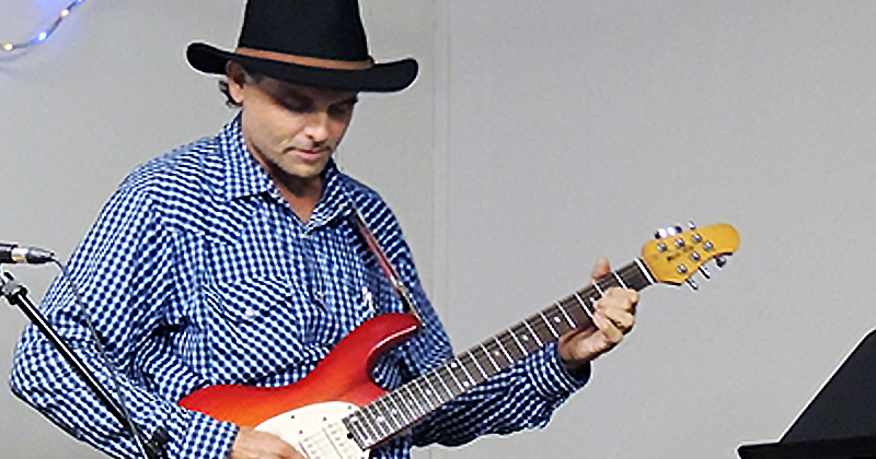 Kerry McDonald - Bass Player, Munna Creek Country Music Festival