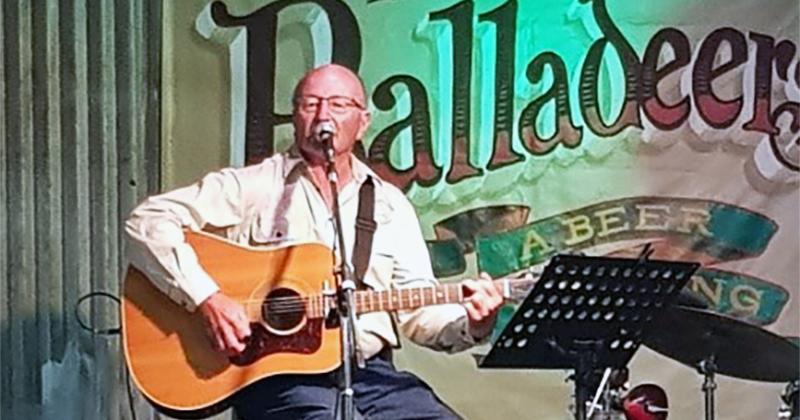 Kevin Harris - Guest Artist, Munna Creek Country Music Festival
