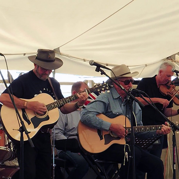 Artists performing - Munna Creek Country Music Festival
