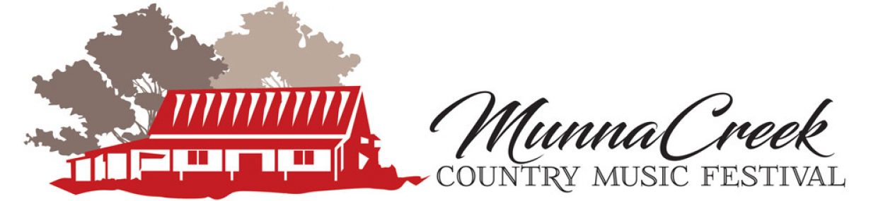 Munna Creek Country Music Festival logo